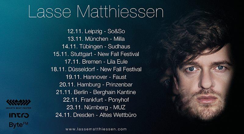 Lasse Matthiessen · Leipzig · So&So