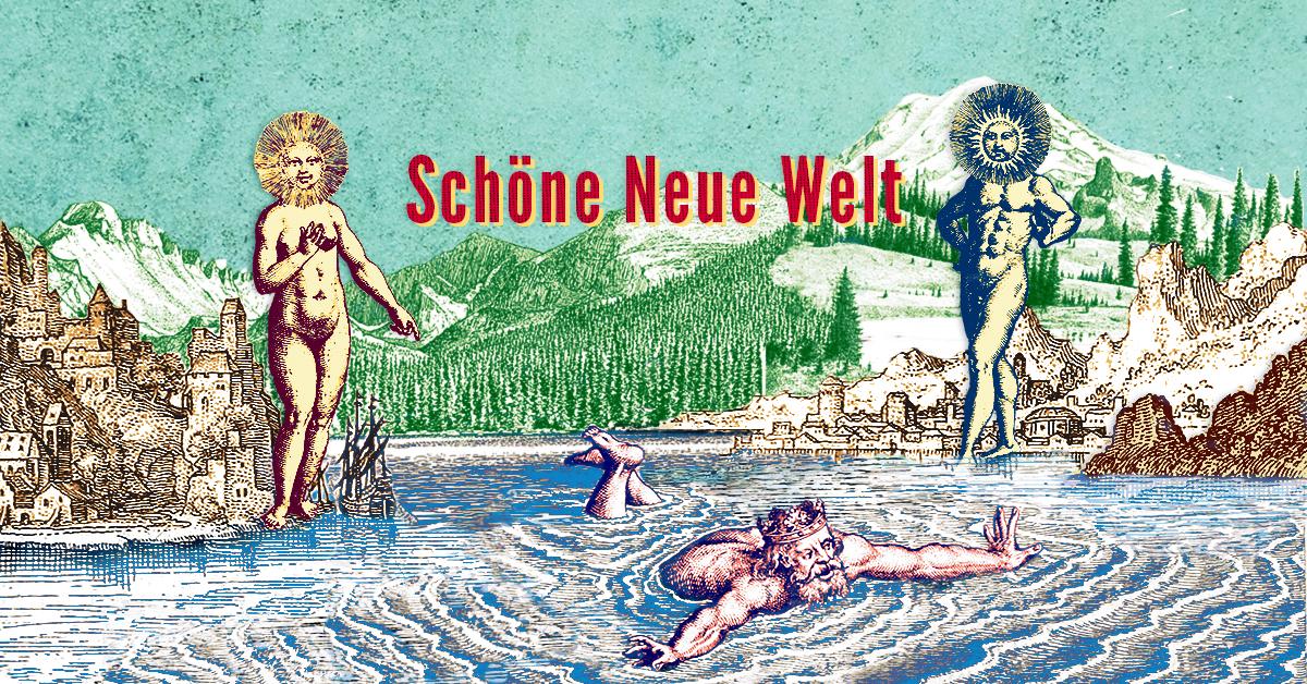 Schöne Neue Welt // Kalabrese, LUX, map.ache