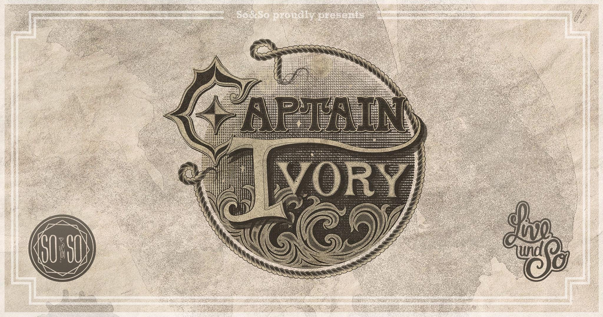 Captain Ivory *live*