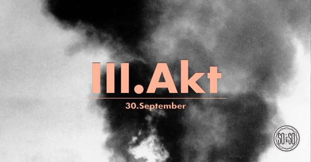 III. Akt