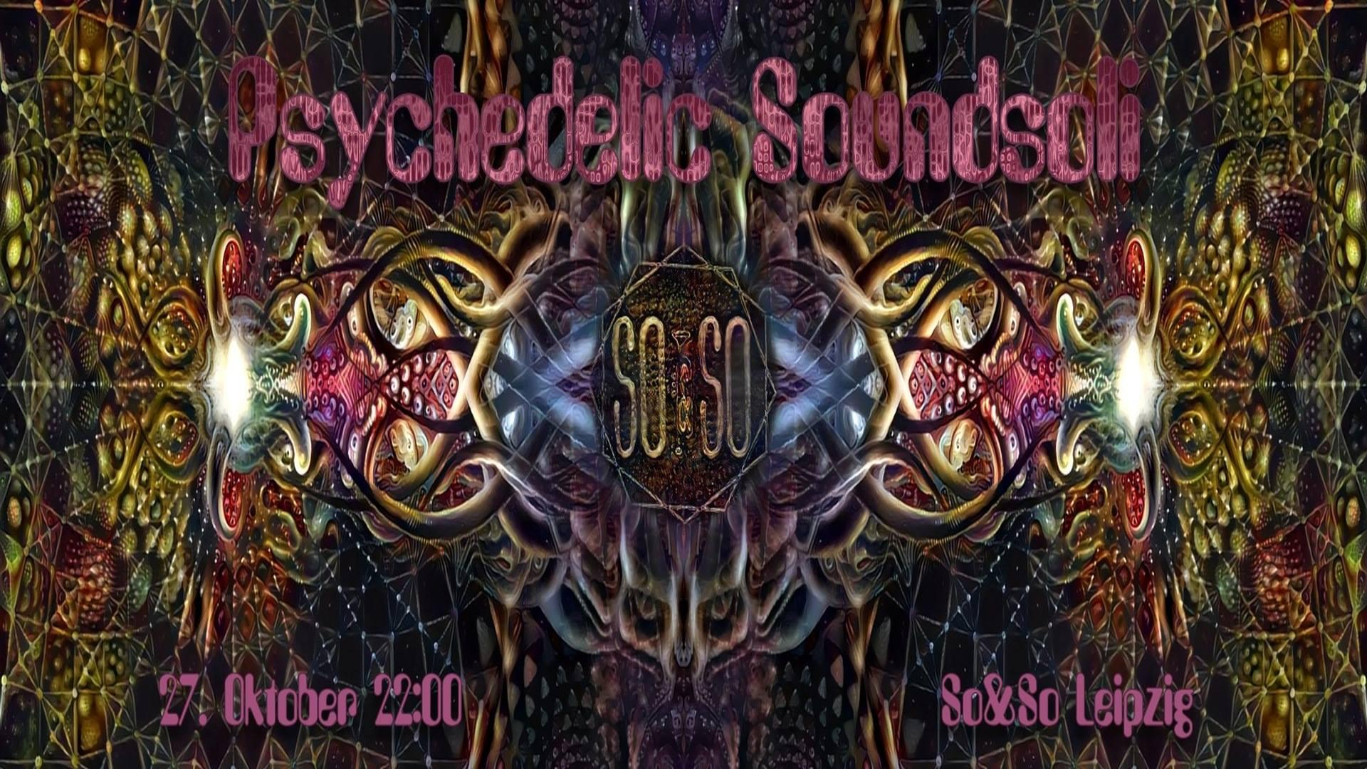 Psychedelic Soundsoli