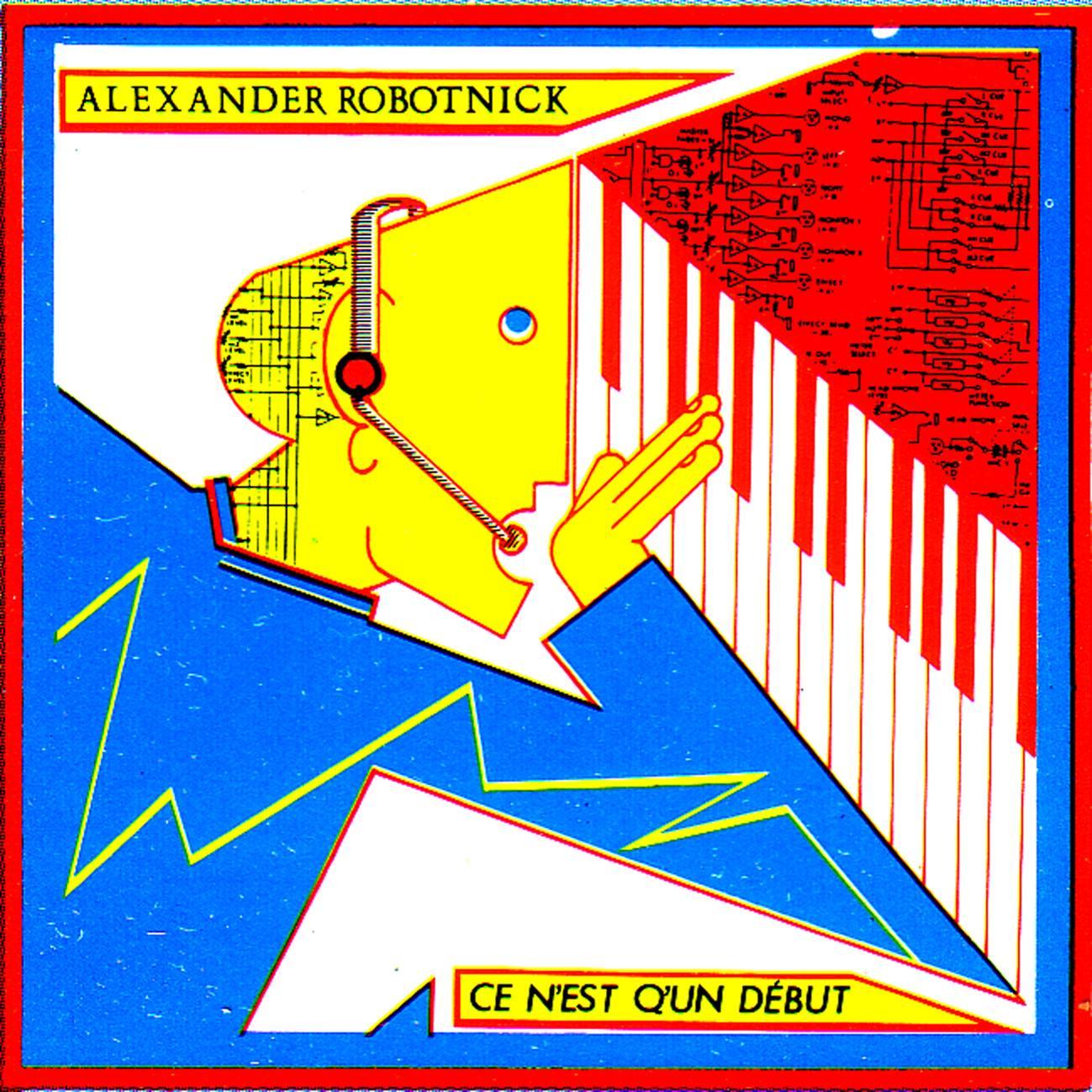 SpaceDisco / Alexander Robotnik