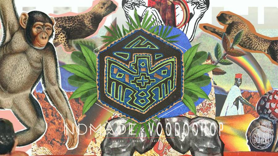 Festival Nomade x Voodoohop